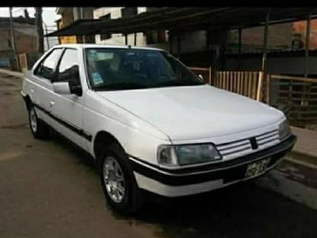 Peugeot 405 SR gASOLINA DEL 90 $8.500