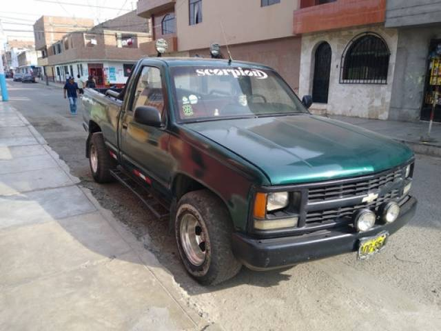 Chevrolet Chevrolet Custom Pick up $5.000
