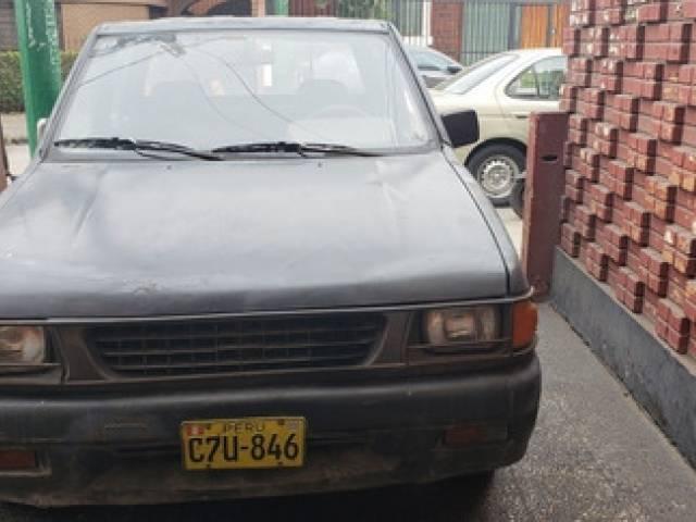 Chevrolet LUV Original 3 kilómetros gasolina y Glp $4.000