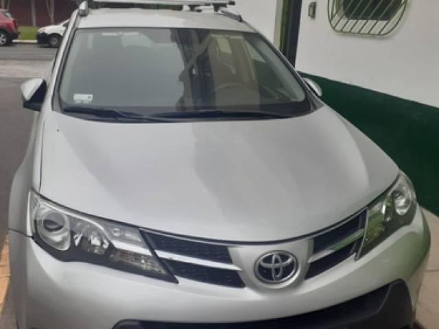Toyota RAV-4 2015 usado gasolina automático Lima