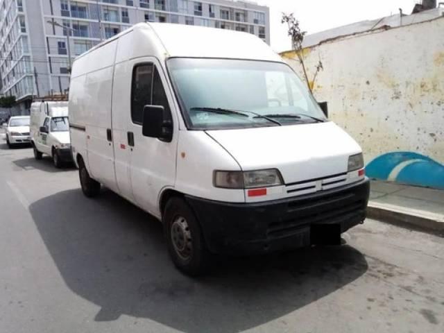 Peugeot BOXER 1991 blanco $7.500