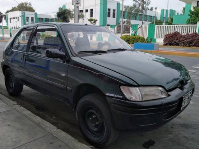 Peugeot 106 XN 1997 $6.000