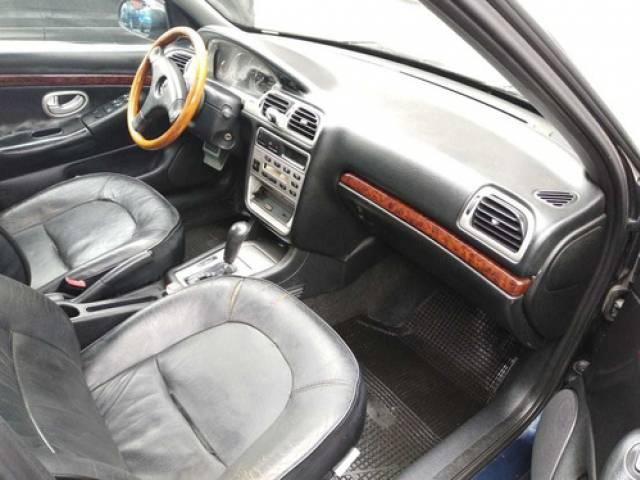 Peugeot 406 Sedan usado dirección hidráulica gasolina Lima