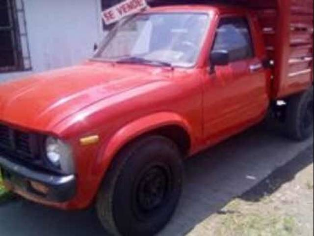 Toyota Hilux stock baranda usado automático $3.000
