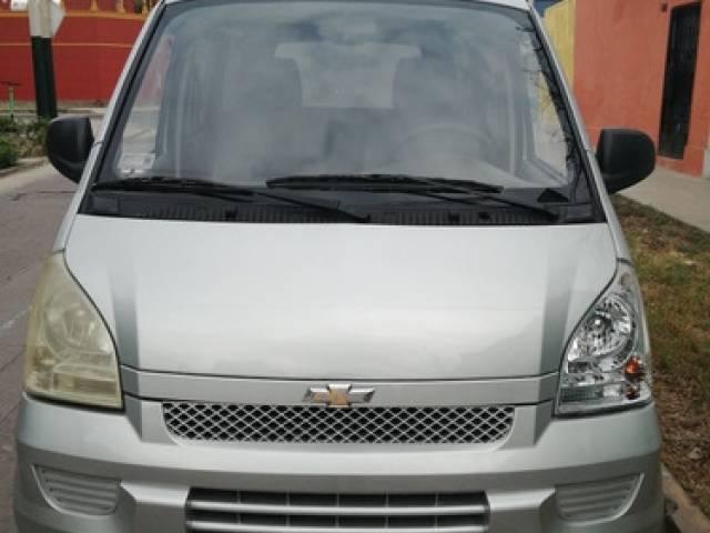 Chevrolet N300 MAX usado 122.000 kilómetros plata $1.800