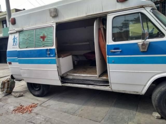 Chevrolet Chevy Van Chevy usado 50.000 kilómetros $3.500