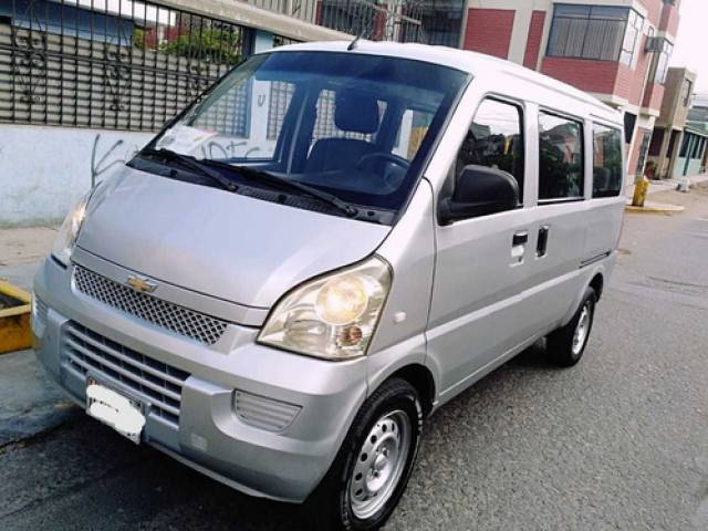 Chevrolet N300 MOVE TRUCK SEMIFULL usado gasolina 95 $5.450