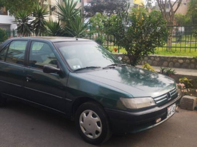 Peugeot 306 SR 1996 Lima