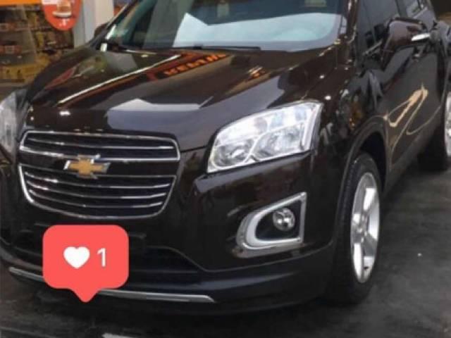 Chevrolet Tracker 1.8 LT AT FULL AWD 2016 30.000 kilómetros $15.500