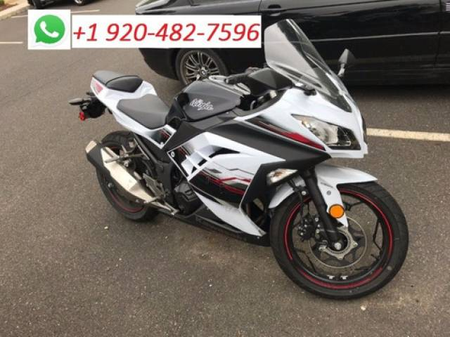 Kawasaki Kawasaki Ninja 2017 frenos aBS Huarochirí