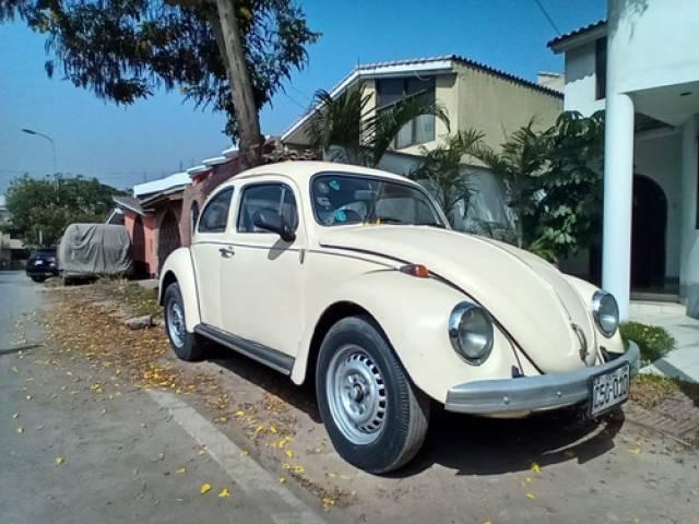 Volkswagen Escarabajo Escarabajo 90 Lima