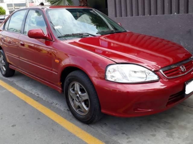 Honda Civic Lx Sedan Sedán 1 kilómetros dirección hidráulica $5.700
